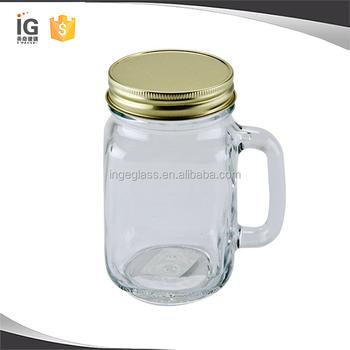 Mini Mason Jars Bulk4 Oz Mason Jars With Handles And Lids Buy