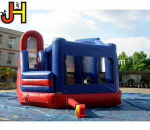 Indoor or Outdoor Commercial Grade Bouncy Castle,2015 Best Sale Crazy Fun Jumping Castle,0.55MM PVC Inflatable Bouncer for Sale