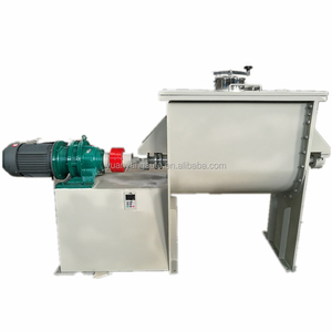 Horizontal Doble Ribbon Mixer for Polymer Sand