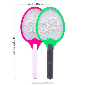 Indoor plastic electric mosquito swatter bat