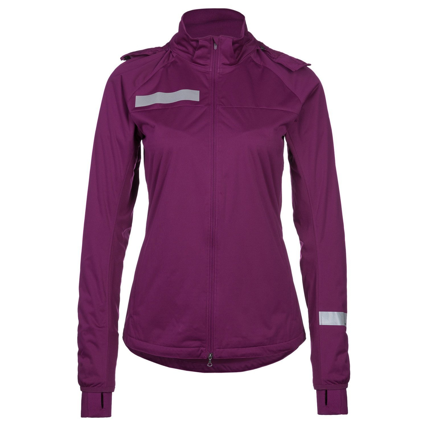 af692aa6e90f Get Quotations · Nike Women s Dri-Fit Element Shield Max Running Jacket-Raspberry  Red