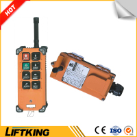 universal remote control for hoist and crane