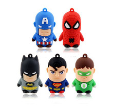 Hot sale cartoon usb flash drive 1G 2G 4GB 8GB 16GB 32GB 64gb New star war robot USB 2.0 pendrive u disk