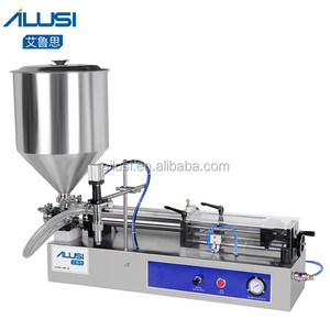 Pneumatic liquid filler,quantitative filling machine hopper for sale