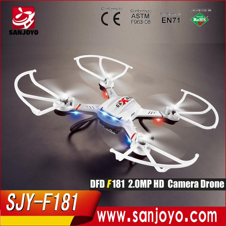PK JJRC H12C 2.4GHz with 6-Aixes and 4- Gyro DFD F181 RC Drone with camera RC Quadcopter inturder ufo