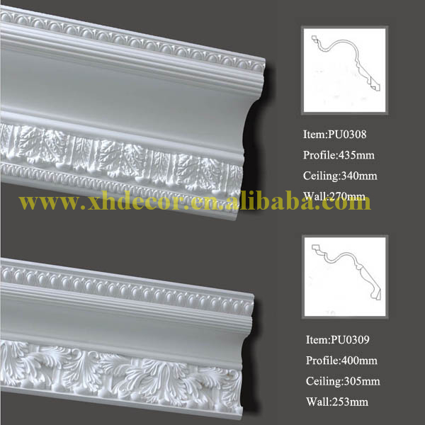 7.87feet Crown Moldings can be painted kitchen cabinet crown moulding