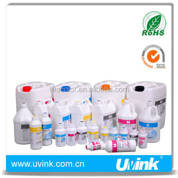 UVINK brand heat transfer ink printing trophy for epson DX5 DX6 DX7