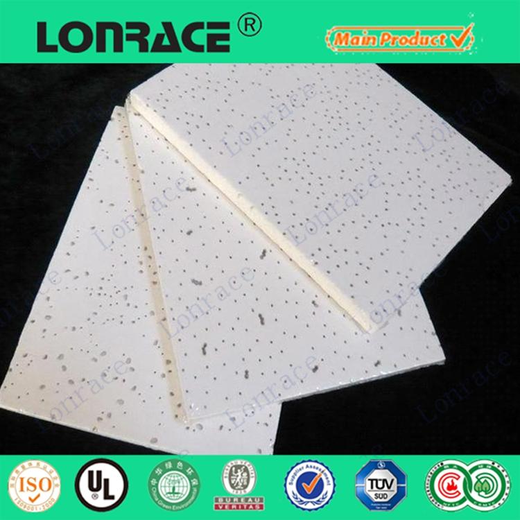 Wasserdicht 60x60 mineralfaser-deckenplatten Herstellung Hersteller, Lieferanten, Exporteure, Großhändler