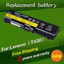 Laptop battery 42T4848 42T4925 For Lenovo 42T4801 42T4838 42T4819 ASM 42T4790 L420 L512 T430 for THINKPAD L412 L520