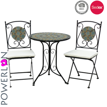 Attractive Unique Steel Used Mosaic Patio Furniture Buy Patio