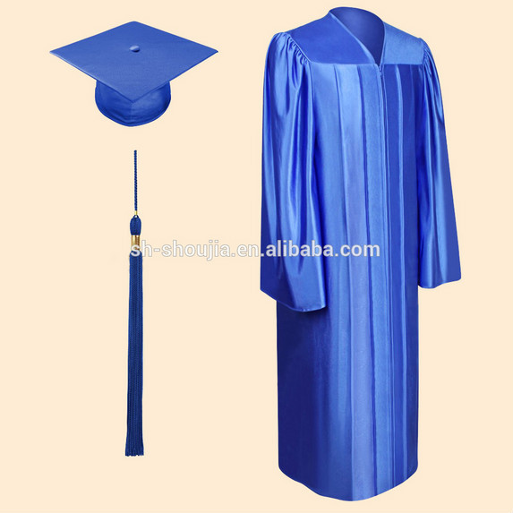 Top Quality And Various Styles High School Graduation Gowns With ...