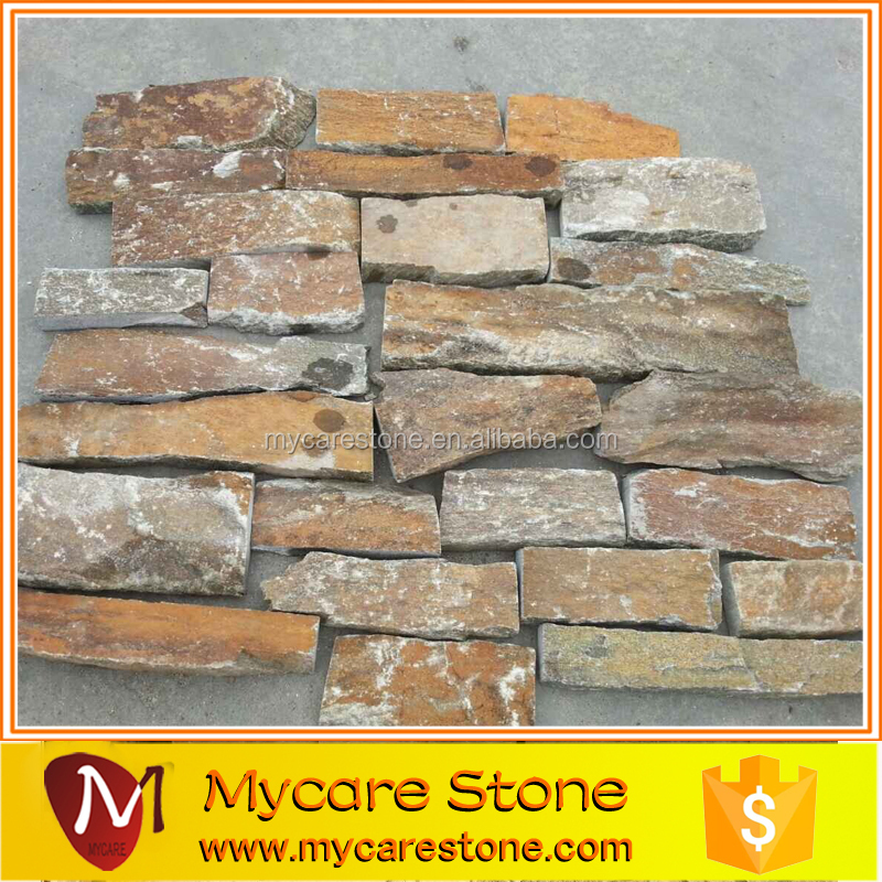 Decorative Interior Wall Cladding Slate Exterior Wall Covering