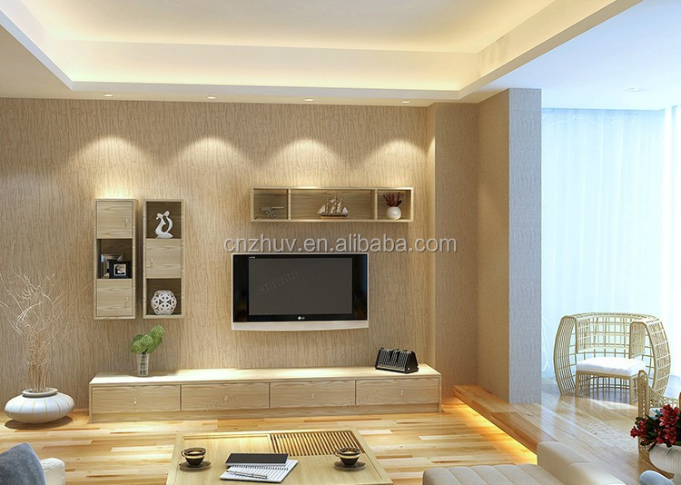 Bedroom Laminate Modular Tv Cabinet