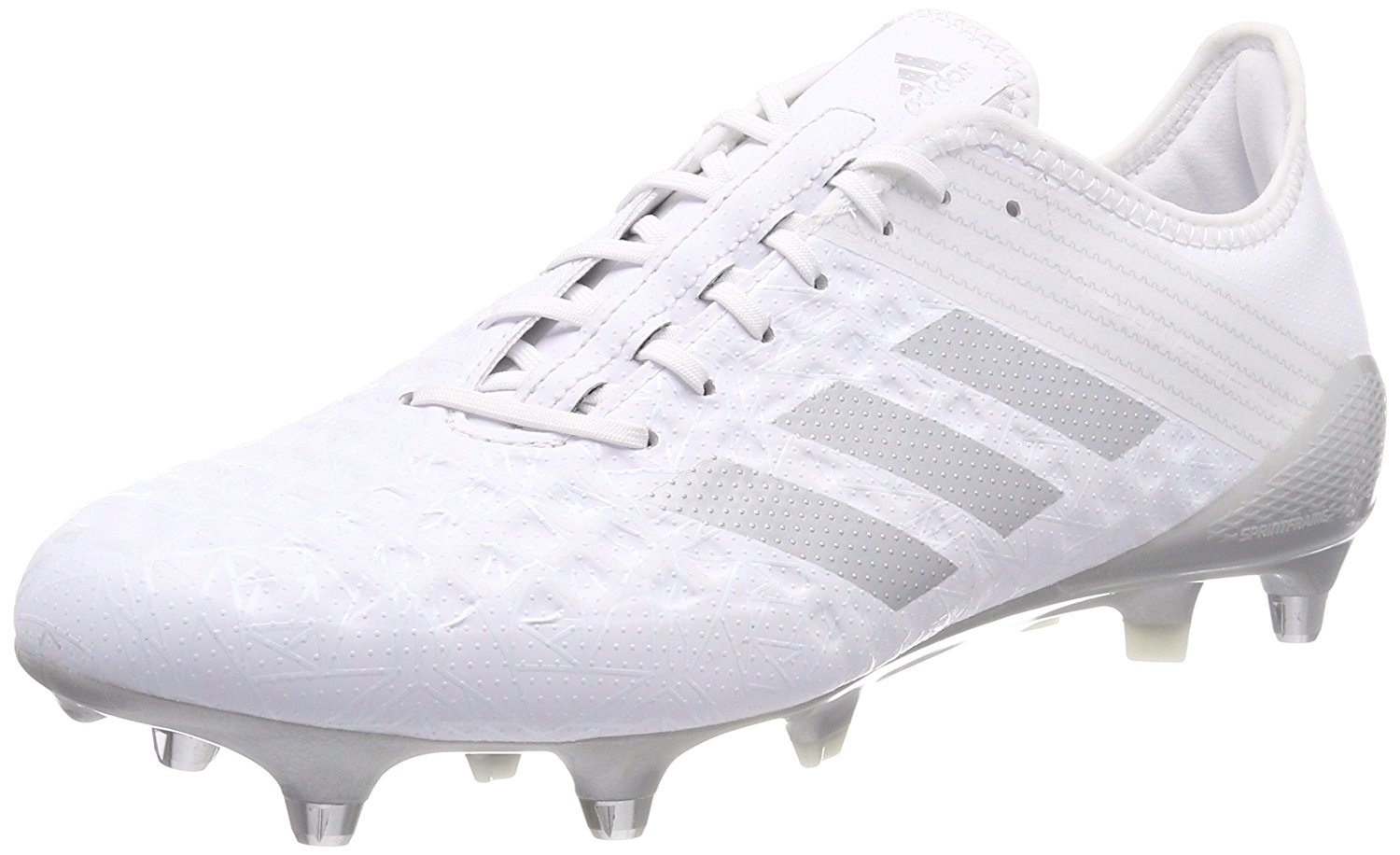 Get Quotations · Predator Malice Control SG Rugby Boots - FTWHITE 46552b13ccb4a
