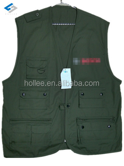 Outdoor angeln gilet