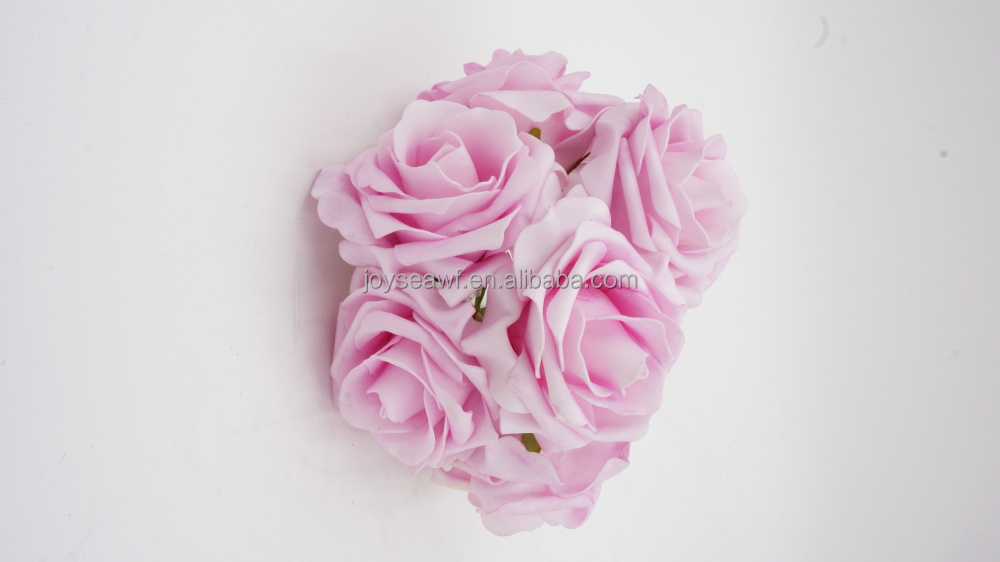 Decorative Handmade Flowers For Dresses Artificial Making Grave Arrangement