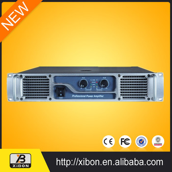 Car Amplifier Parts Four Channel Power Amp With Isolated Transformer For Safe Operation