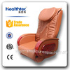 top5 sales robotic leather massage chair with magnetic jet 88D04