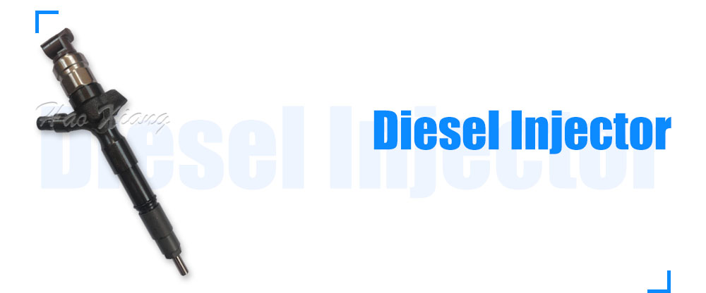 Good Quality Diesel Injector For Auto OEM 095000-7760/23670-09060/095000-7390