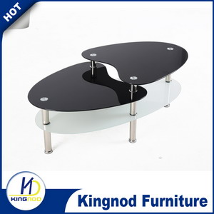 hot! frosted glass coffee table prices in the home center - buy
