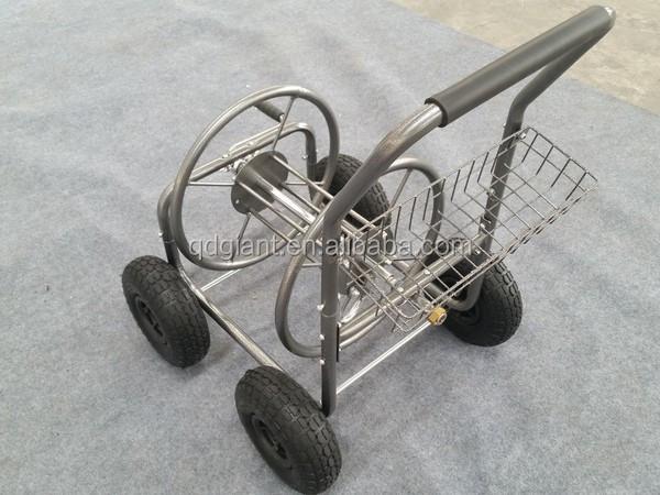 Supply Lowes Stainless Steel Hose Reel Cart - Buy Hose ...