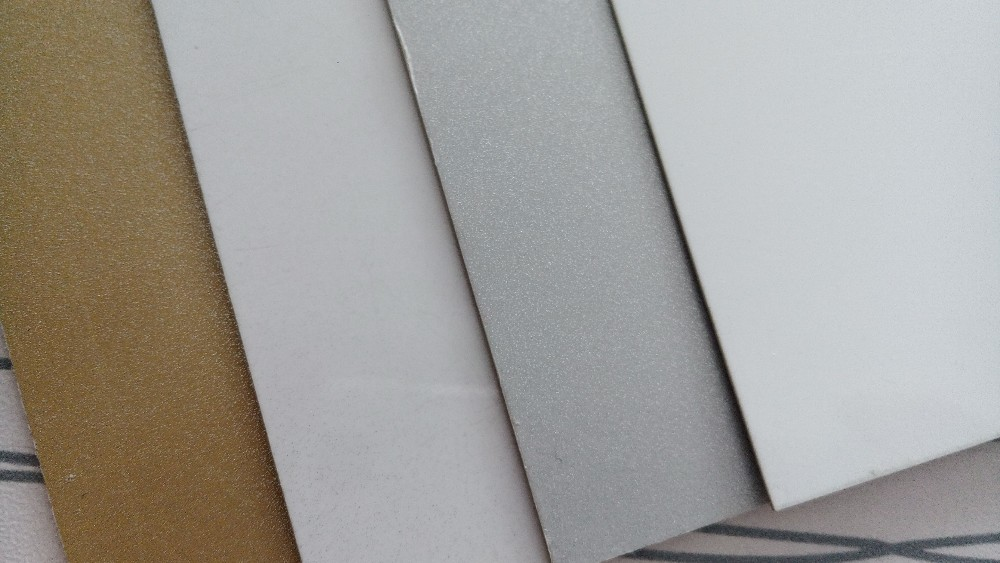 Sublimation Blanks Aluminum Sheets 0 7mm Pearlized Pure