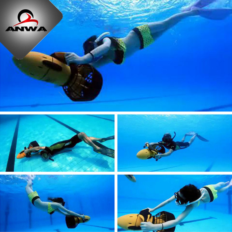 Scuba Diving Equipment, Aque Sea Scooter, 300w Water Propeller