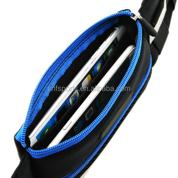 ac1a047f99 2016 New Neoprene Men Women Close-fitting Running Waist Pack Outdoor Sports  Cycling Fanny Pack