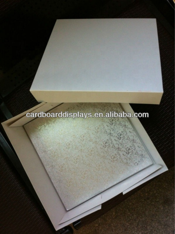 New product style wholesale quality cake boxes