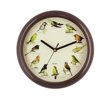Horloge murale musicale <span class=keywords><strong>chansons</strong></span> d'oiseaux
