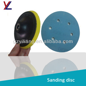 Guangzhou Yi-Liang Deer abrasive for dry & wet polishing stainless steel car and wooden surface/ Abrasive deer sand paper