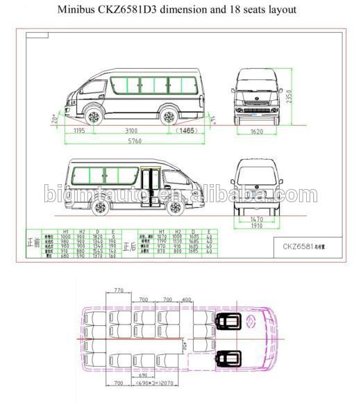 Cheap 16 20 Seats Mini Bus With High Quality Buy