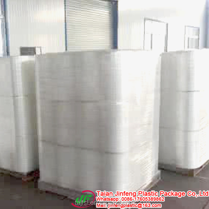 moisture proof casting hand plastic LLDPE MDPE stretch shrink cling film stretch film wrapping film