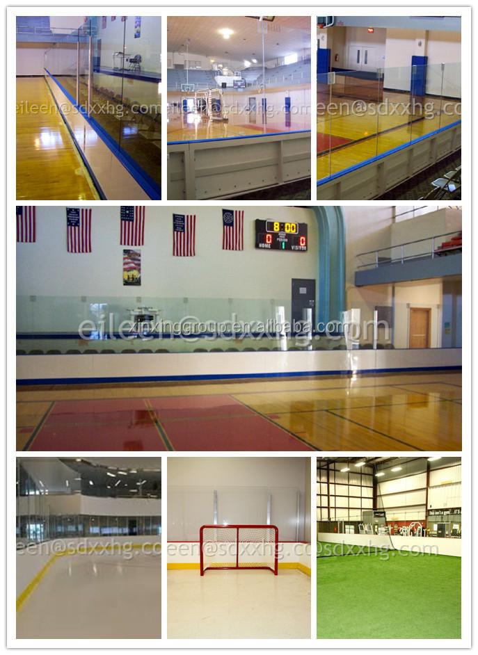 Ice Hockey Sticks Shooting Board Dasher Board Buy Dasher Board Ice