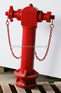hot selling of Irrigation DN65 Fire Hydrant Price List