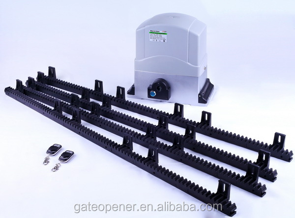 Lockmaster Automatic Sliding Driveway Gates View Sliding