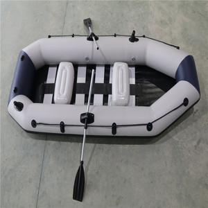Nice product air slatted floor inflatable boat fishing boat boat motor 2.70m PB270