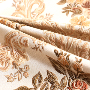 100%Polyester Sofa Upholstery Fabric For Versace Furniture