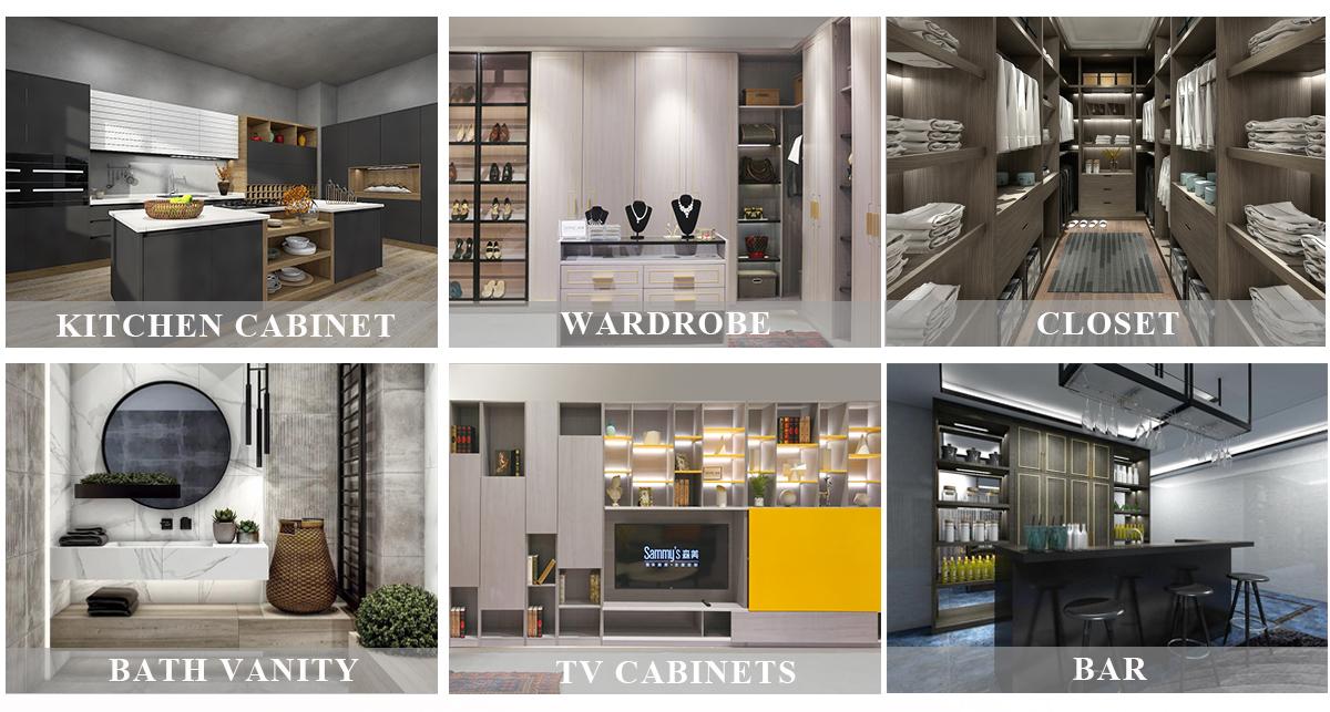 Foshan Sammy S Kitchen Co Ltd Kitchen Cabinet Wardrobe