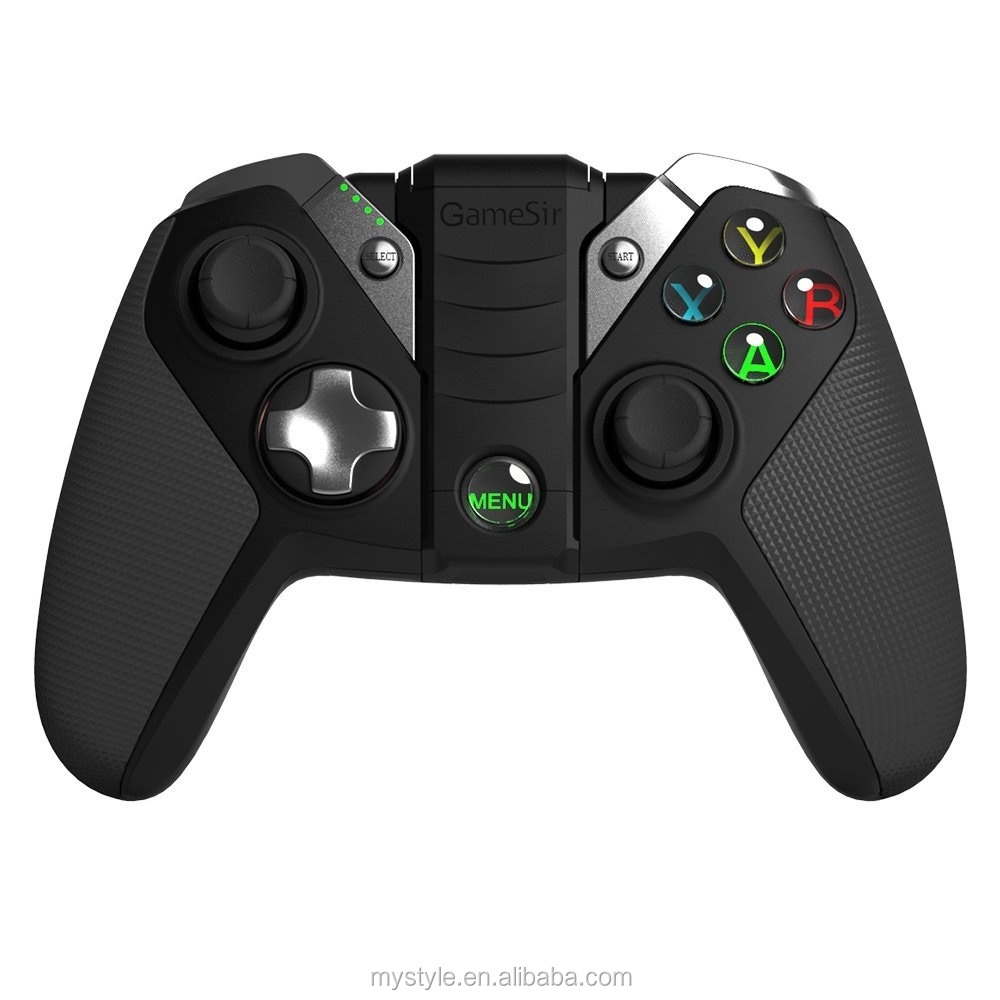 Gamesir G4 Bluetooth Wireless Joystick Gamepad Gaming