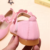 Children's flower princess leather shoes / Elegant girl beanie shoes