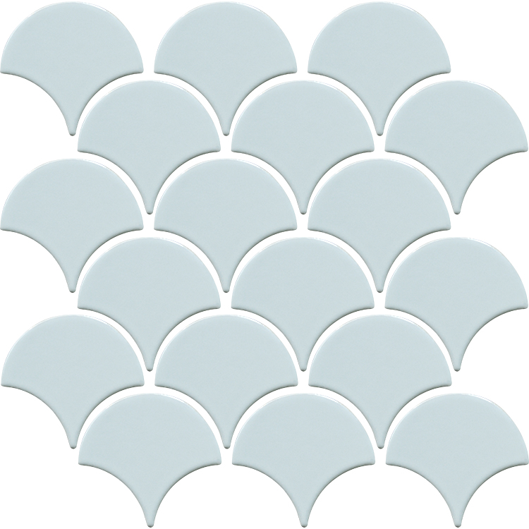Wholesale price new blue color mosaic bathroom tiles marble mosaic tile 290x273mm