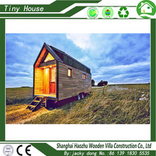 hot sale japan log prefab tiny house