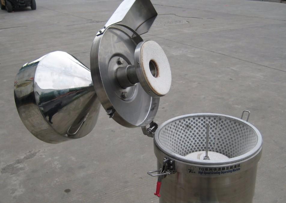 130 Model Automatically Soybean Milk Grinder Milk and Slag Separate Soya Bean Milk Grinding Machine