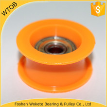Rite Manufacturer Custom Plastic Pulley Wheels With Bearings
