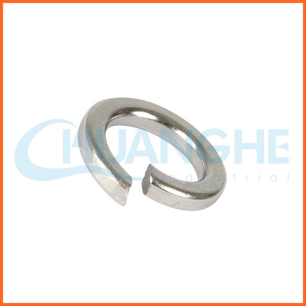 China supplier railway double spring washer