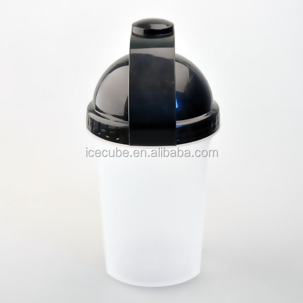 FDA SGS Approved protein shake mixer cup,juice bottle mixer,cheap protein shaker with ball