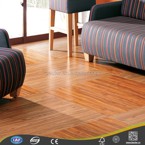 2016 New Style Sound Absorption Click Vinyl Flooring For Modern House Decorative