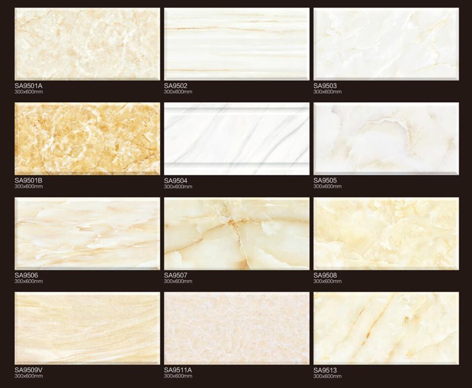 White Ceramic Tiles 300x600 Wall Tiles Tile For Exterior