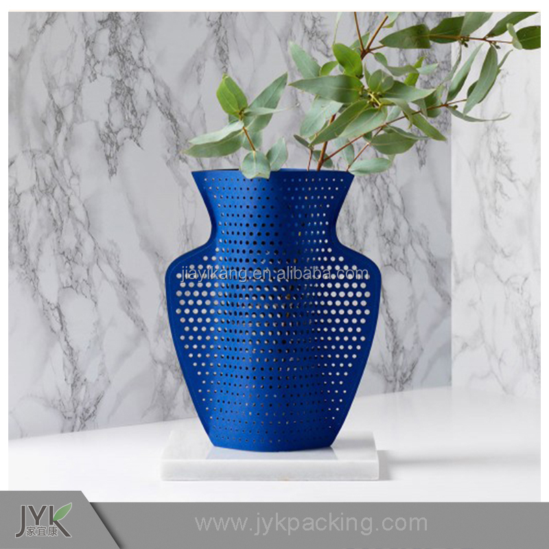 Eco-friendly paper flower vase craft paper vase bag with printing logo & Eco-friendly Paper Flower Vase Craft Paper Vase Bag With Printing ...